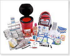 10 Person Earthquake Kit