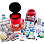 10 Person Earthquake Survival Kit